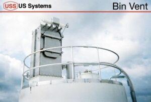 US Systems Silo Top Bin Vent
