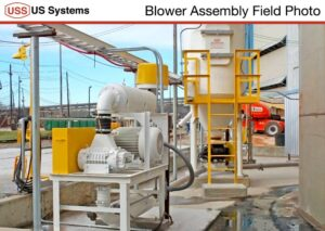 US Systems Blower Package Field Photo