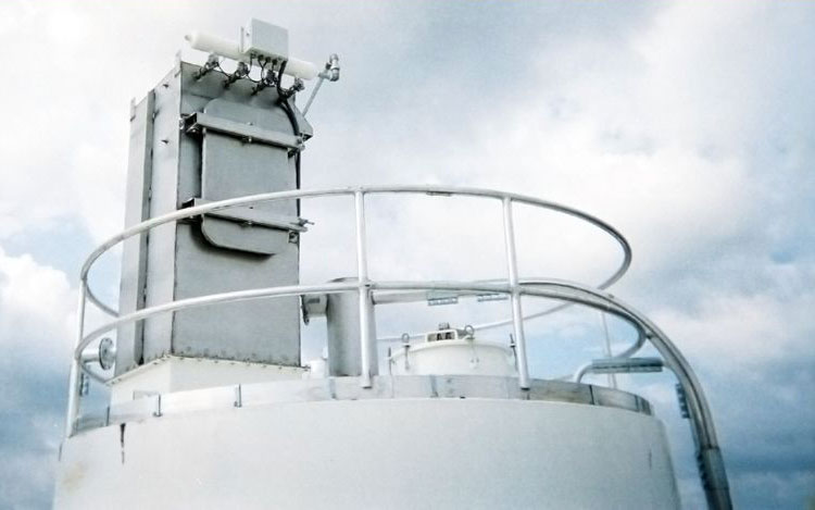 Bin Vent Filter for Silo Dust Control used in Pneumatic Conveying System