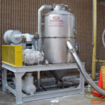 US Systems Pneumatic Conveying Skid Package for Transloading
