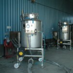 US Systems Portable Pneumatic Railcar Unloader buys Unloading Sugar