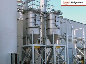US Systems Stainless Vacuum Filter Receivers