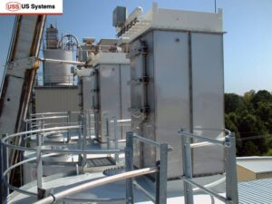 US Systems Bin Vents with Pulse Jet Technology