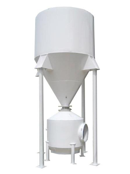 US Systems Hopper Stack for dry bulk material
