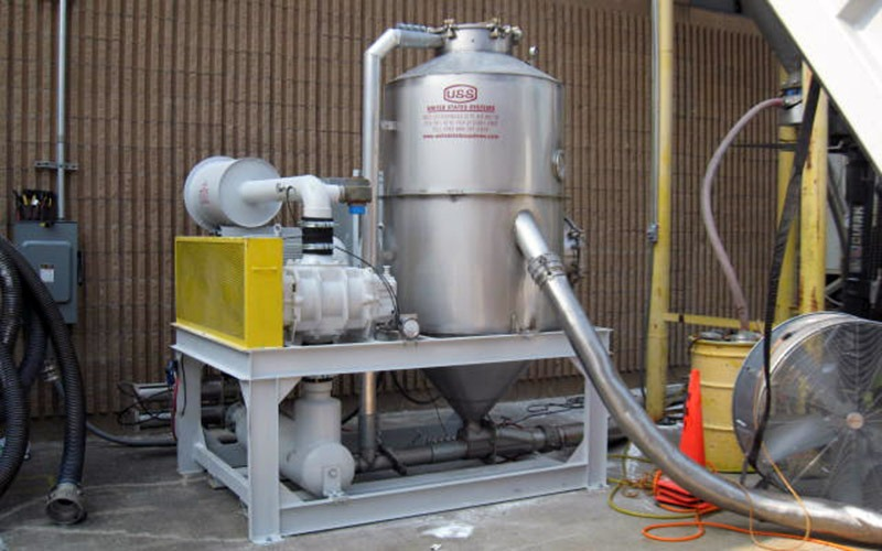 Portable Pneumatic Conveying Us Systems
