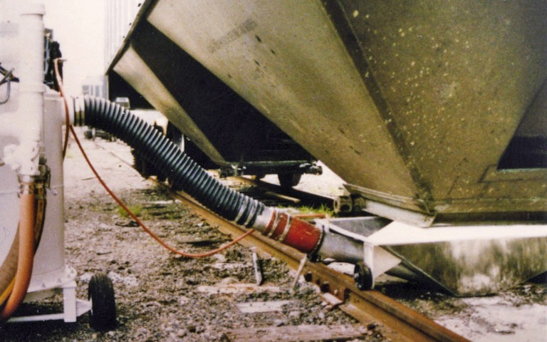 Railcar Hopper Adapter Pan Us Systems